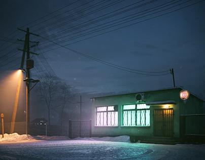 Post-Communist winter