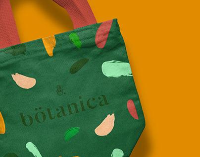 BÖTANICA BRANDING - adopt a plant