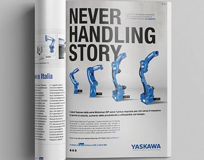 Yaskawa GP Series campaign