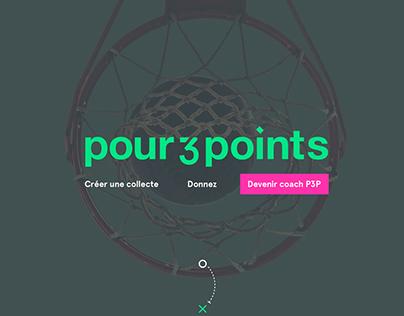POUR 3 POINTS - projet étudiant