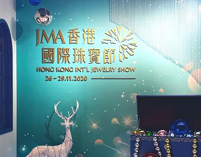 JMA Hong Kong International Jewelry Show Logo