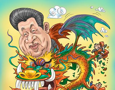 Xi Jinping - Dragon Rider