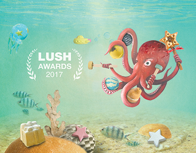 LUSH AWARDS 2017, Croatia