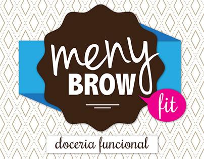 Logo e Embalagem | Meny Brow