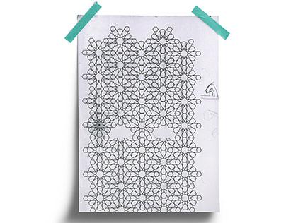 """Zakhrafa font-خط زخرفة"" Graduation Project"