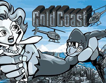 Mural Art Gold Coast