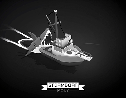 Steamboat Poly | Ingame Boats