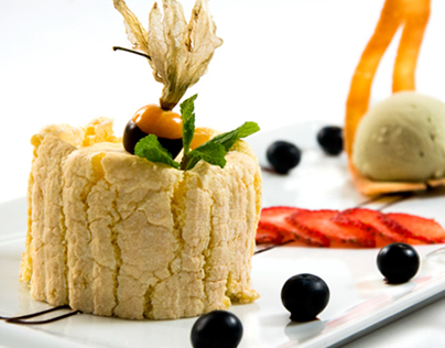 Desserts & foods by JW Marriott Hotel Bogotá