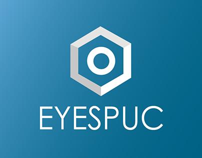 Identidade Visual: EyesPuc