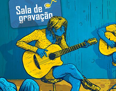Musiclass - Projeto Raízes