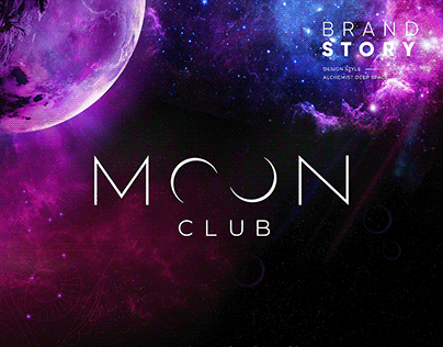 MOONCLUB - Brand Story