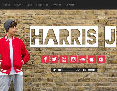 Harris J | Webpage