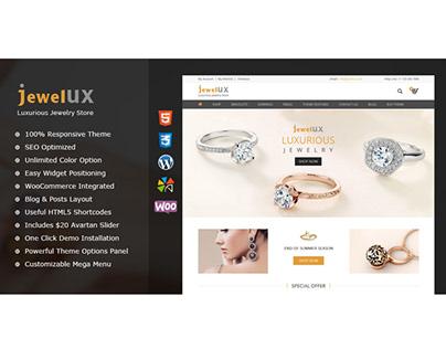 JewelUX WordPress Theme