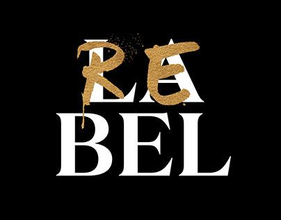 Rebellious — Typography