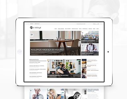 Lifestyle news web