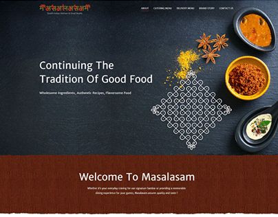 Masalasam , Restaurant business
