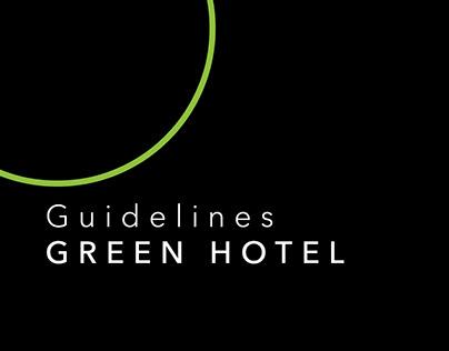 Зеленый отель guidelines