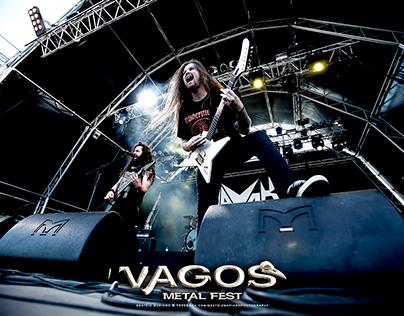 Havok @ Vagos Metal Fest 2017