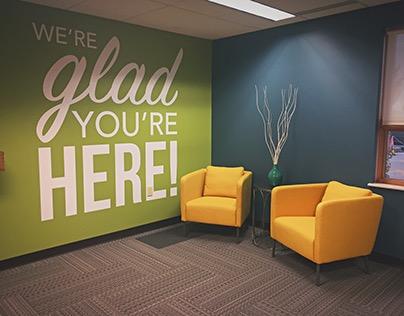 Interior Design | Reception Area