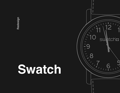 Swatch redesign