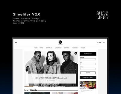 Shoelifer v2 - Serafina Concept