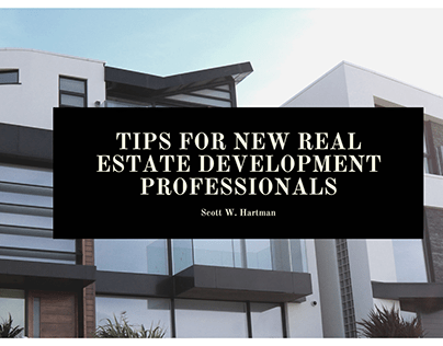 Tips for New Real Estate Development Professionals
