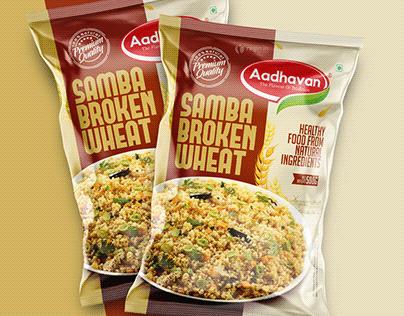 Aadhavan Samba broken wheat