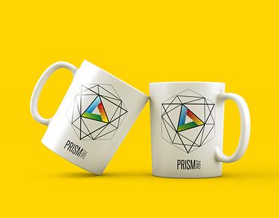Prism logo composition