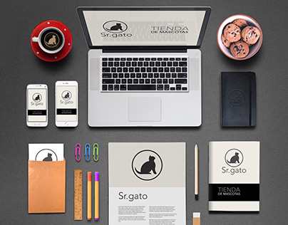 Sr. Gato - Brand Design