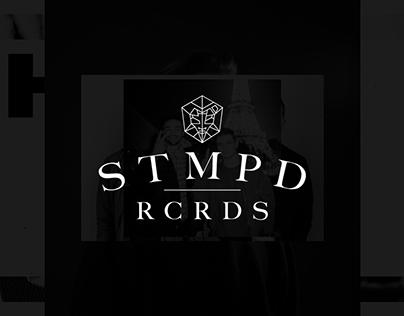 STMPD RCRDS Website Design