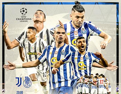 FC Porto UEFA Champions League ⅛ Final vs Juventus