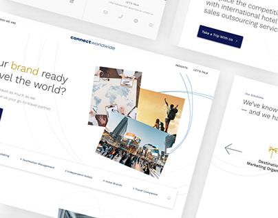 Travel Agency Rebrand