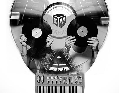 E-music skull