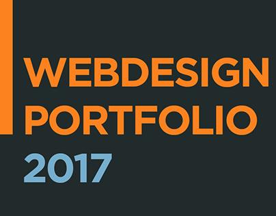 Webdesign Selection 2017