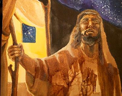 Библейские истории в иллюстрациях