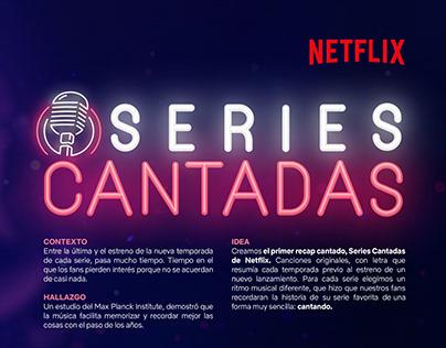 Series Cantadas Videos