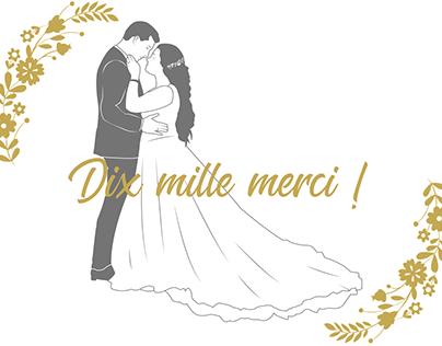 Mariage L&X