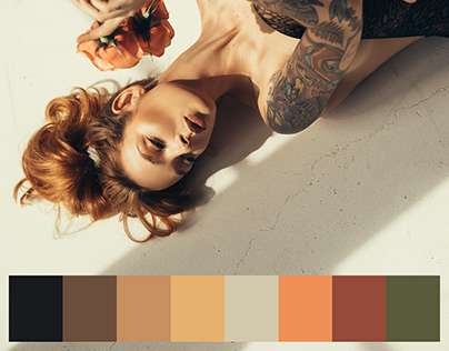 Victor Of Valencia Color Palettes