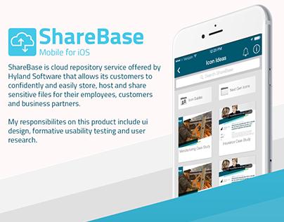 ShareBase Mobile