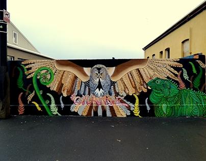 NZ Community Murals