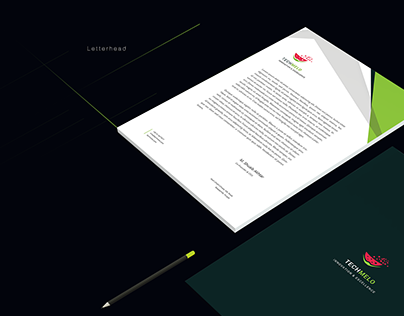 TechMelo - Stationary Redesign