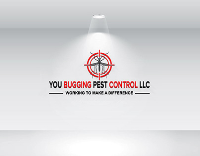 LOGO FOR YOU BUGGING PEST CONTROL LLC