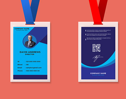 ID CARD| DESIGN| your Business, Office Team, School