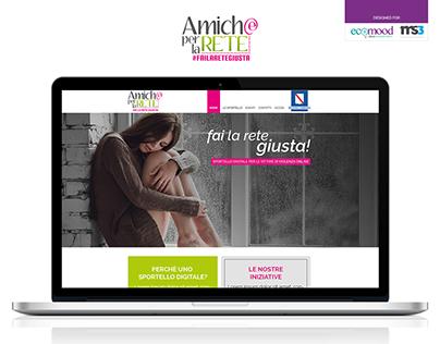 Amiche per la Rete | Website