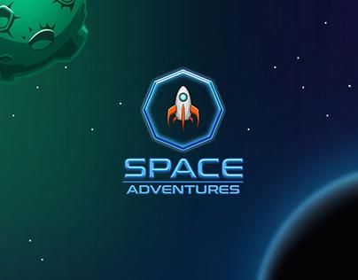 UI Space Adventures Game