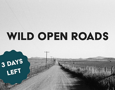 Wild Open Roads | A photographic journey home.