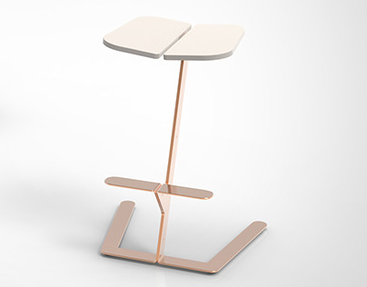 Barry bar stool. Concept