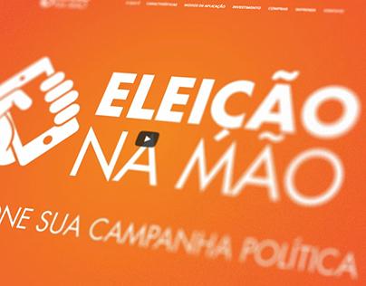 Eleição na Mão – Website