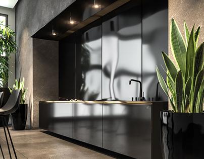 Villa X | Interior design Project var02
