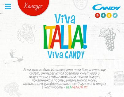 Viva Italia! Viva Candy
